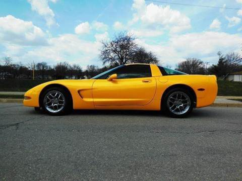 2002 Chevrolet Corvette for sale at Lister Motorsports in Troutman NC