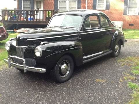 1941 Ford Deluxe for sale at Lister Motorsports in Troutman NC