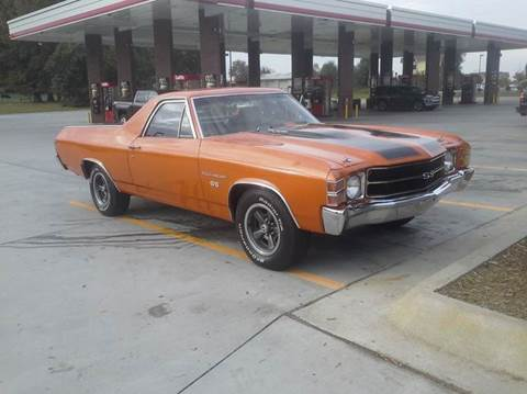 1971 Chevrolet El Camino for sale at Lister Motorsports in Troutman NC