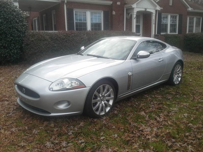 2008 Jaguar XK-Series for sale at Lister Motorsports in Troutman NC