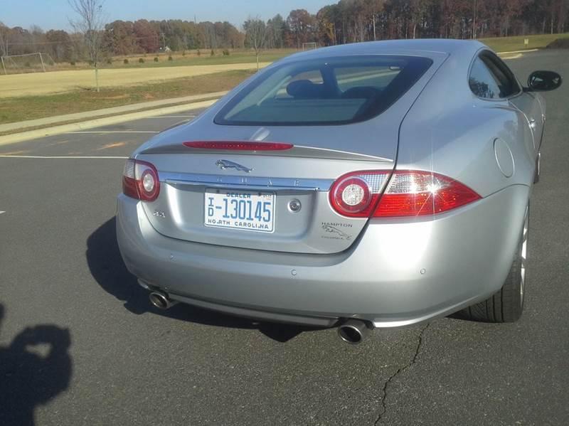 2008 Jaguar XK-Series XK 2dr Hatchback - Troutman NC