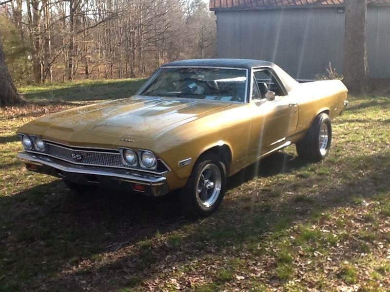 1968 Chevrolet El Camino Custom  - Troutman NC