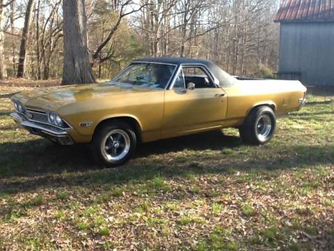 1968 Chevrolet El Camino for sale at Lister Motorsports in Troutman NC