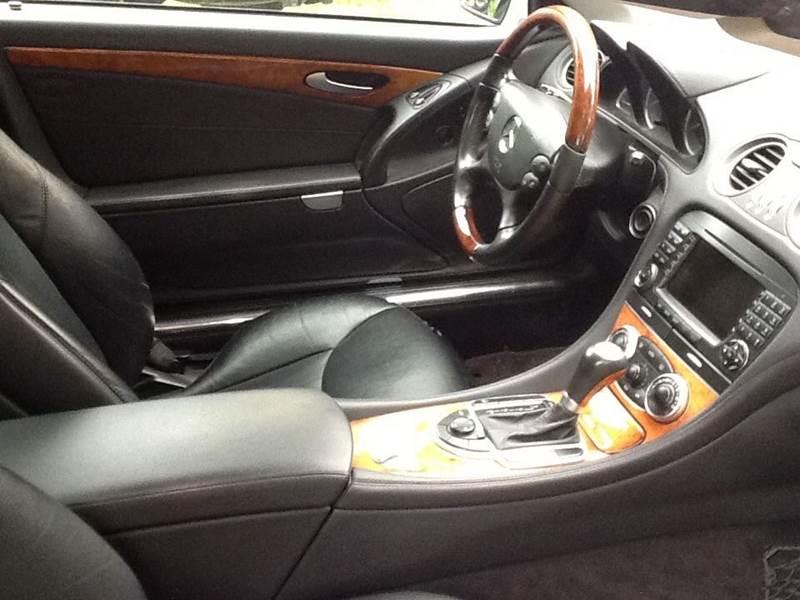 2007 Mercedes-Benz SL-Class SL 550 2dr Convertible - Troutman NC