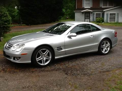 2007 Mercedes-Benz SL-Class for sale at Lister Motorsports in Troutman NC