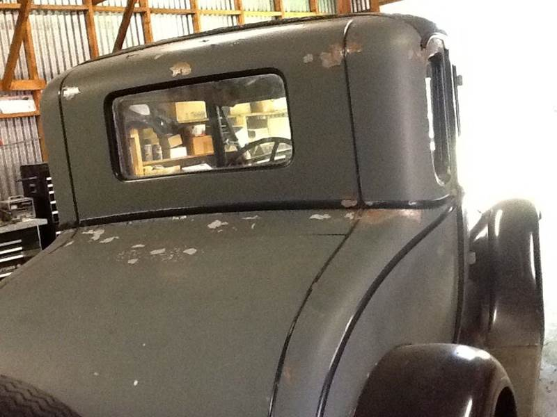 1929 Ford Model A Standard Coupe  - Troutman NC