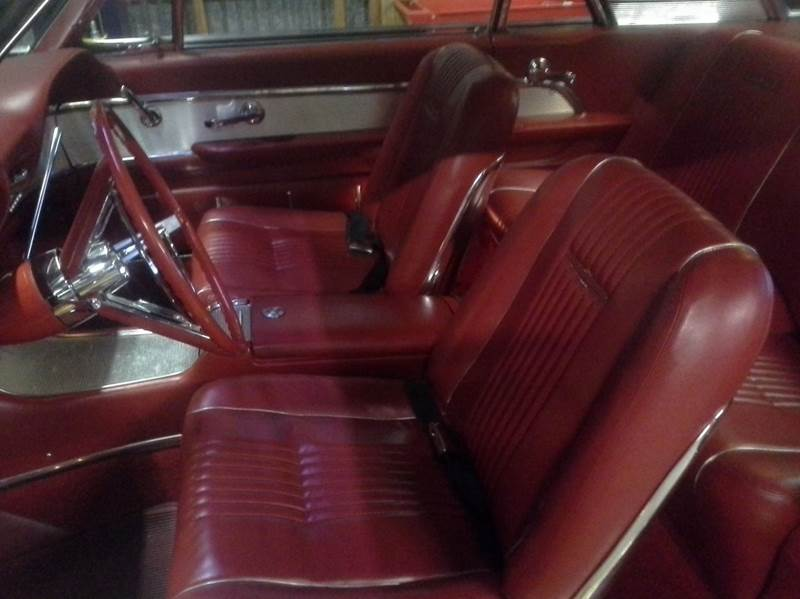 1963 Ford Thunderbird Z Code  - Troutman NC