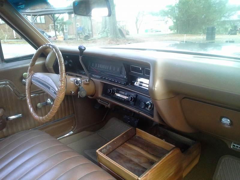 1971 Chevrolet El Camino Custom - Troutman NC