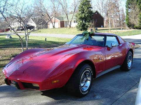 1977 Chevrolet Corvette for sale at Lister Motorsports in Troutman NC