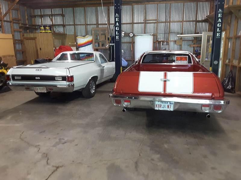 1977 Chevrolet El Camino Custom - Troutman NC