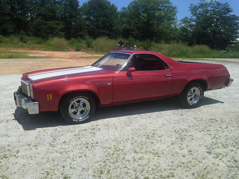 1977 Chevrolet El Camino for sale at Lister Motorsports in Troutman NC