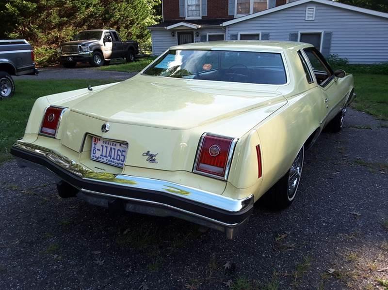 1977 Pontiac Grand Prix LJ - Troutman NC