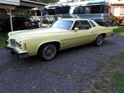 1977 Pontiac Grand Prix for sale at Lister Motorsports in Troutman NC