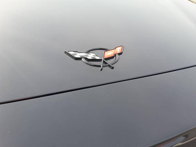 2001 Chevrolet Corvette Z06 2dr Coupe - Troutman NC