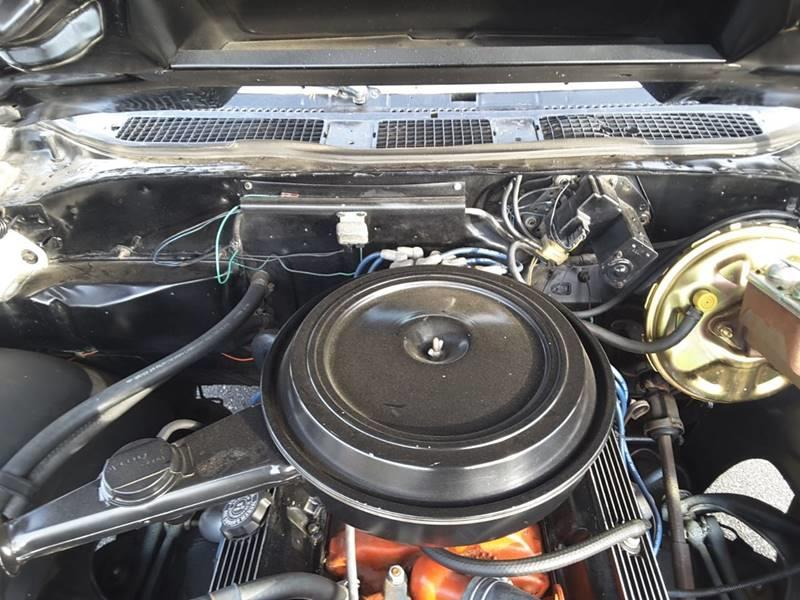 1970 Chevrolet El Camino Classic - Troutman NC