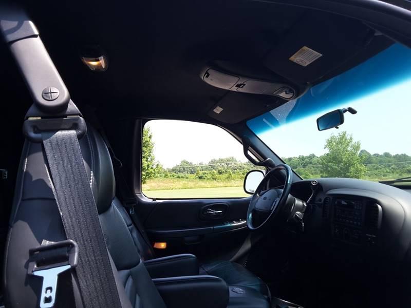 2000 Ford F-150 4dr Harley-Davidson Extended Cab Stepside SB - Troutman NC