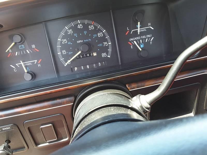 1990 Ford F-150 2dr XLT Lariat 4WD Standard Cab SB - Troutman NC