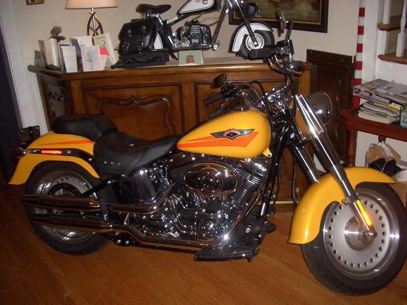 2007 Harley davidson Fatboy  - Troutman NC