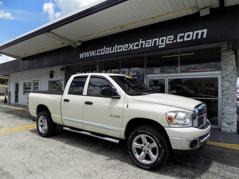 2008 Dodge Ram Pickup 1500 for sale in Fort Myers, FL