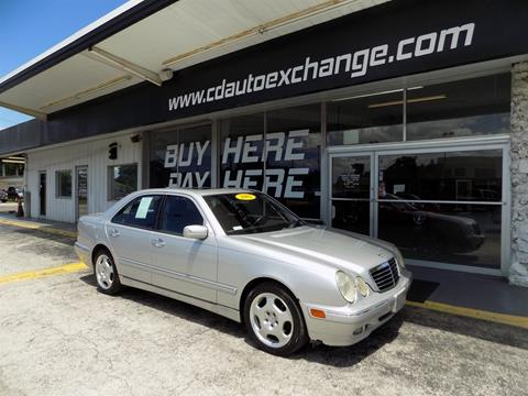 2002 Mercedes-Benz E-Class for sale in Fort Myers, FL
