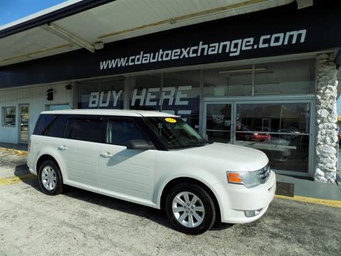 2012 Ford Flex for sale in Fort Myers, FL
