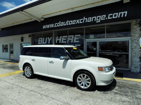 2010 Ford Flex for sale in Fort Myers, FL
