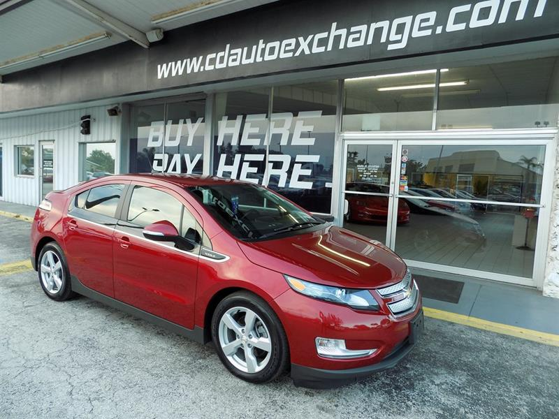 High Quality 2014 Chevrolet Volt Base Used Cars In Ft Myers, FL 33901