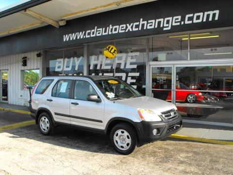 2005 Honda CR-V for sale in Fort Myers, FL