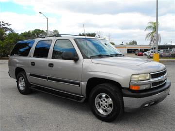 2001 Chevrolet Suburban for sale in Fort Myers, FL