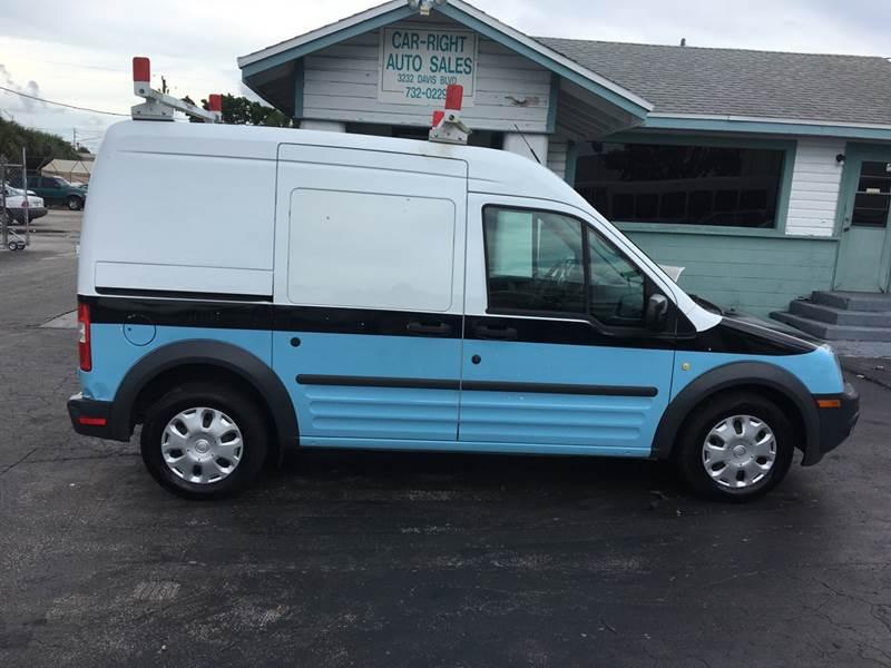 Ford Transit Connect 2012 Cargo Van XL 4dr Mini w/Rear Glass