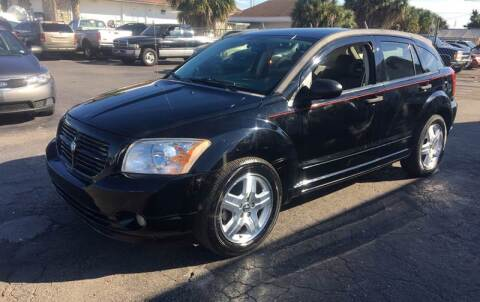 2007 Dodge Caliber for sale at CAR-RIGHT AUTO SALES INC in Naples FL