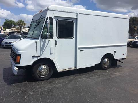2002 Workhorse P42 for sale at CAR-RIGHT AUTO SALES INC in Naples FL