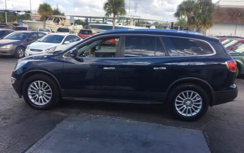2008 Buick Enclave for sale at CAR-RIGHT AUTO SALES INC in Naples FL