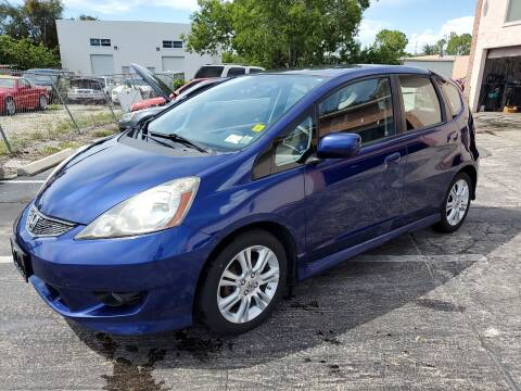 2011 Honda Fit for sale at CAR-RIGHT AUTO SALES INC in Naples FL