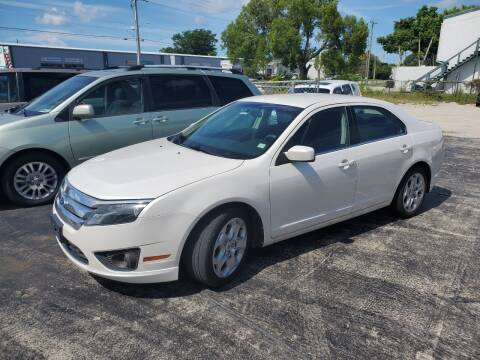 2010 Ford Fusion for sale at CAR-RIGHT AUTO SALES INC in Naples FL