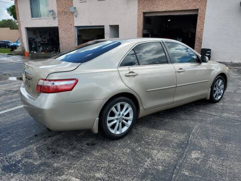 2009 Toyota Camry for sale at CAR-RIGHT AUTO SALES INC in Naples FL