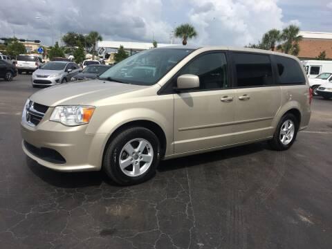 2013 Dodge Grand Caravan for sale at CAR-RIGHT AUTO SALES INC in Naples FL