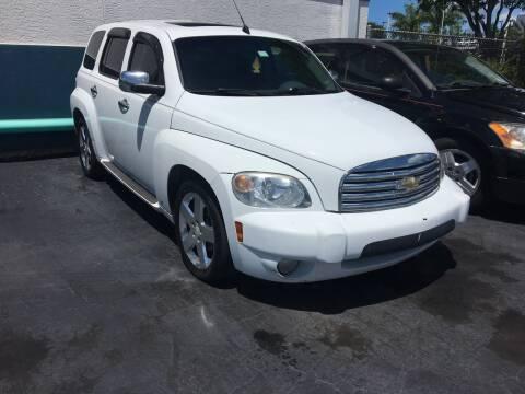 2007 Chevrolet HHR for sale at CAR-RIGHT AUTO SALES INC in Naples FL