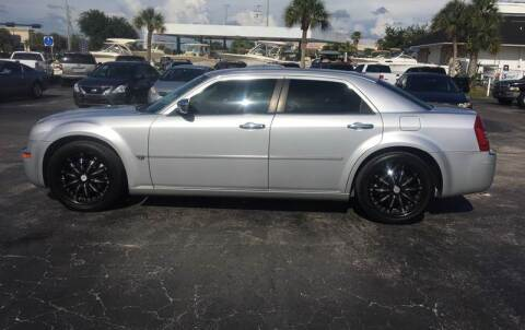 2007 Chrysler 300 for sale at CAR-RIGHT AUTO SALES INC in Naples FL