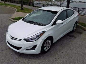 2016 Hyundai Elantra for sale in Brooklyn, NY