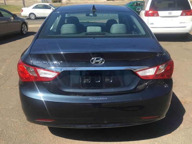 2011 Hyundai Sonata GLS 4dr Sedan 6A - Hamden CT