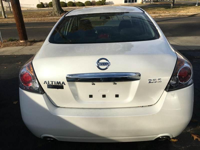 2010 Nissan Altima 2.5 S 4dr Sedan - Hamden CT