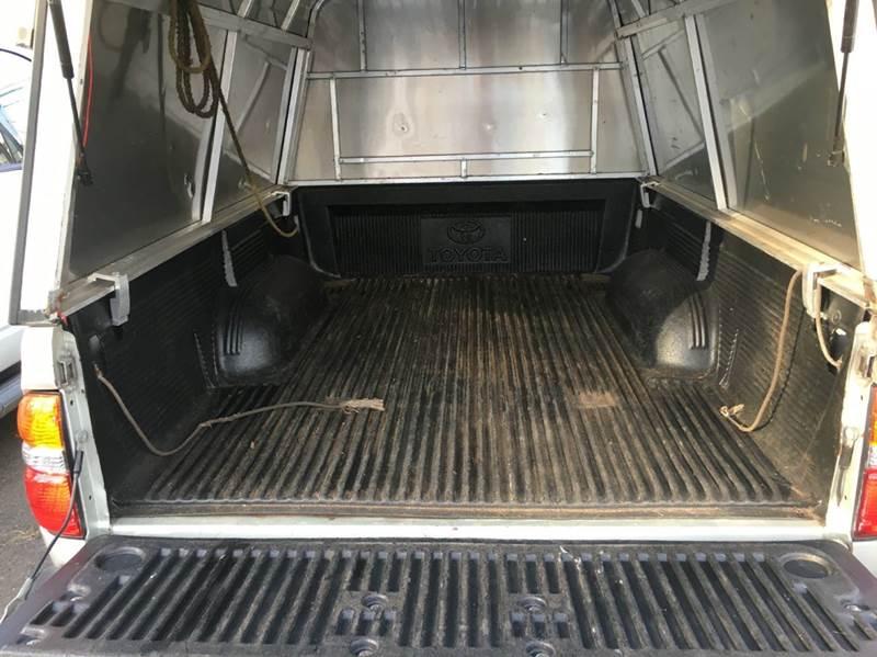 2002 Toyota Tacoma 2dr Standard Cab 2WD SB - Hamden CT