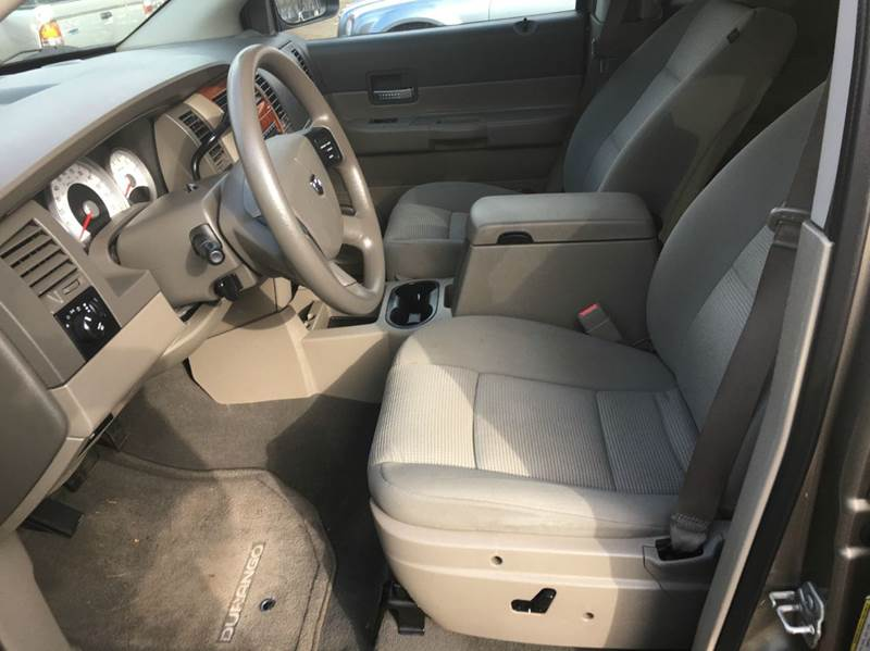 2007 Dodge Durango SLT 4dr SUV 4WD - Hamden CT