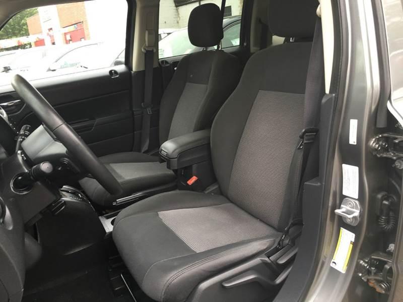 2012 Jeep Patriot 4x4 Latitude 4dr SUV - Hamden CT