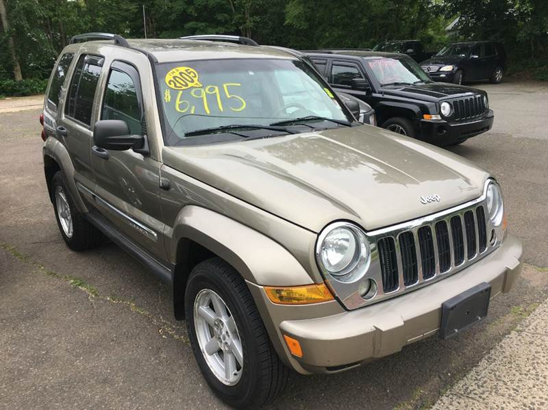 2005 Jeep Liberty Limited 4WD 4dr SUV w/ 28F - Hamden CT