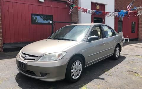 2004 Honda Civic for sale in Hamden, CT