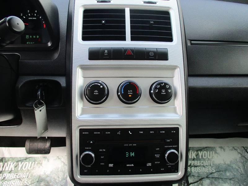 2010 Dodge Journey AWD SXT 4dr SUV - Newark OH