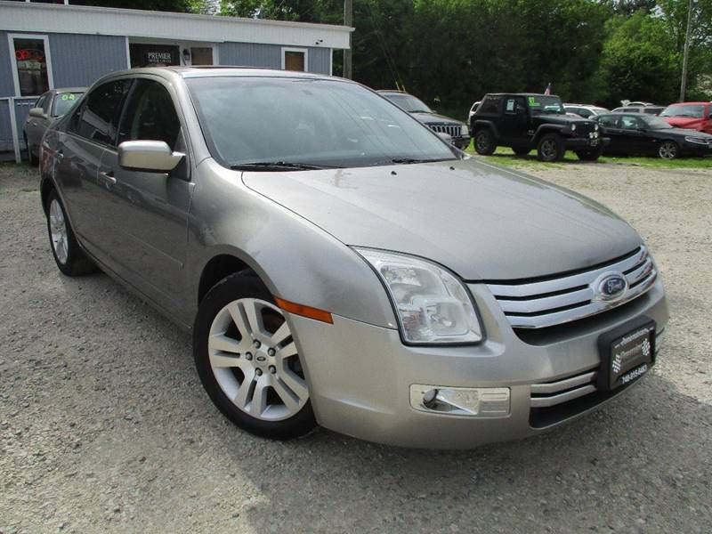 2008 Ford Fusion V6 SEL 4dr Sedan - Newark OH