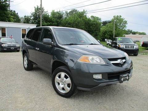 2005 Acura MDX for sale in Newark, OH